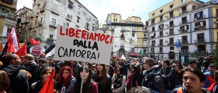 Liberiamo Napoli dalle camorre / 21 Luglio Presidio alla Prefettura #UnPopoloinCammino
