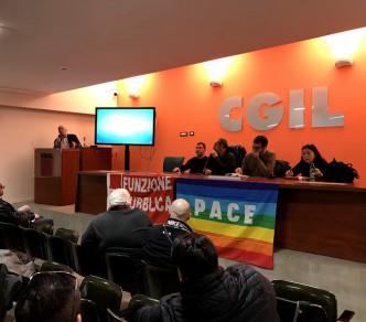 POLIZIA MUNICIPALE: ASSEMBLEA CGIL NAPOLI SU PROVVEDIMENTO CHE SCIOGLIE UNITA' MOTOCICLISTI