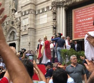 Schiavella: Cardinale Sepe ha dimostrato ancora una volta vicinanza e partecipazione a problemi lavoratori Whirlpool