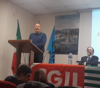 LAVORO: SCHIAVELLA, DA NAPOLI PUO' PARTIRE IL RISCATTO DELL'INTERO MEZZOGIORNO