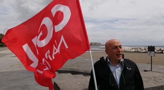 Il saluto di Walter Schiavella alla assemblea generale della Camera del lavoro metropolitana di Napoli del 21 dicembre 2020